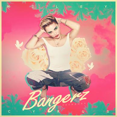Miley Cyrus - Miley Cyrus - Bangerz made by Eren Bora Designs