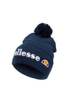 41bc154d379a44 Velletri Ellesse Bobble Hat blue 01 | Ellesse in 2019 | Ellesse ...