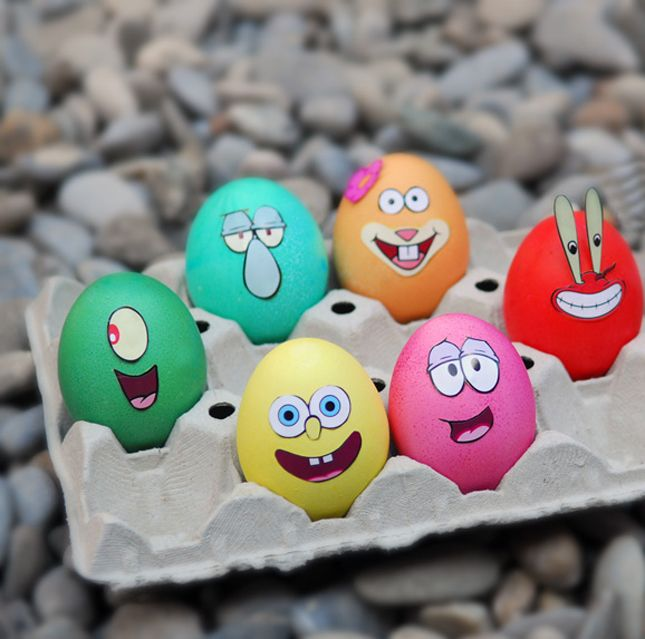 Geek Out With 22 Pop Culture Inspired Easter Eggs Easter Egg