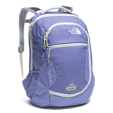 The North Face Women s Pivoter Backpack Bag 0b84bb76a1a6