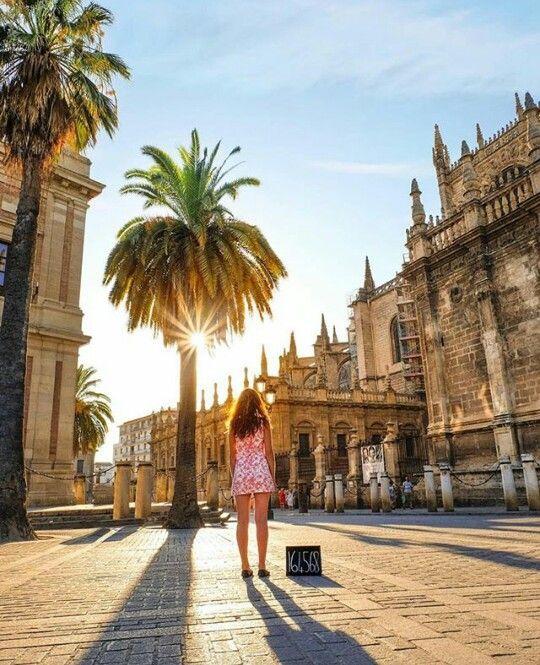 Sevilla, España ...debeautifuldestinations