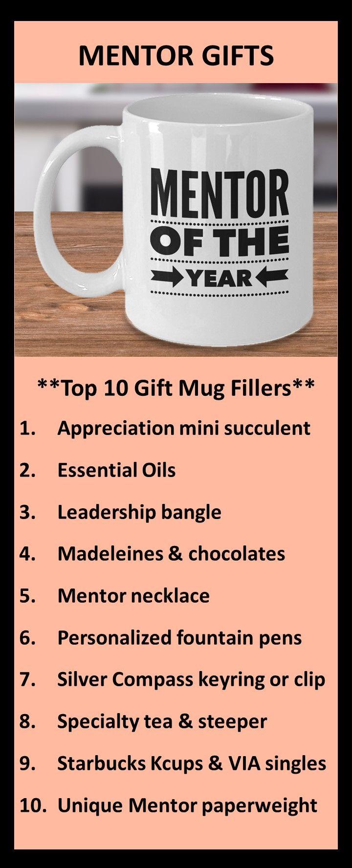 Mentor Gifts Mentor Of The Year Appreciation Birthday Christmas Gift Mug For Coffee Tea Gifts In A Mug Mugs Mom Birthday Gift