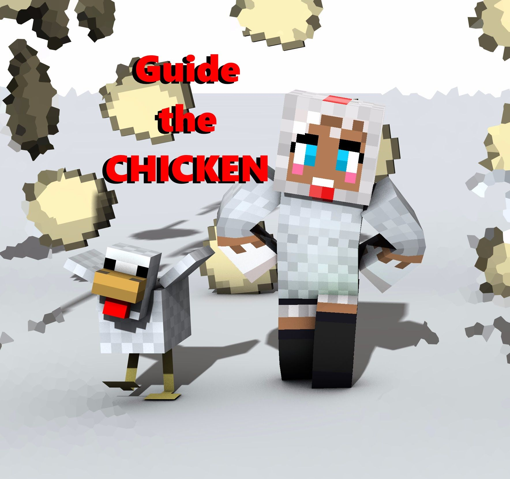 RadioBomb Minecraft Map Guide The Flying Chicken (1