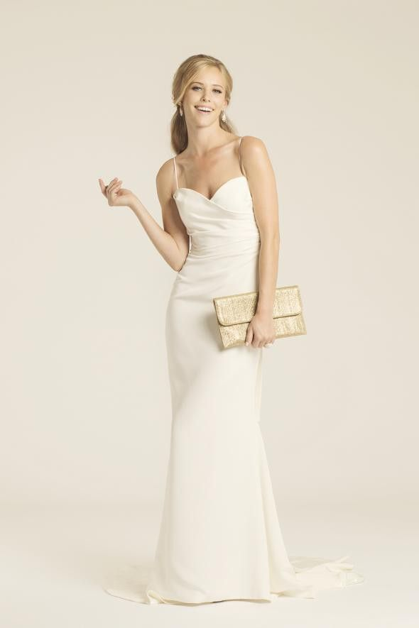Casual Chic 50 Less Formal Minimalist Wedding Gowns Gowns For My