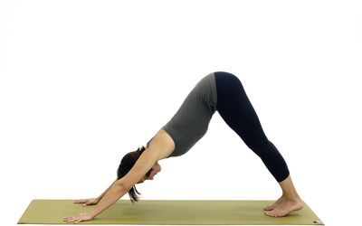 do these yoga poses every day  standing yoga poses