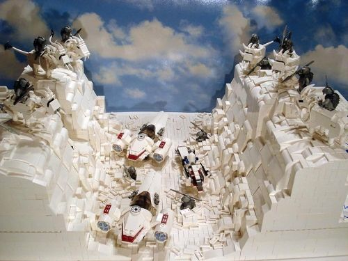LEGO Talz Gauntlet, By ACPin - Star Wars MOC Index - Gallery - Eurobricks Forums
