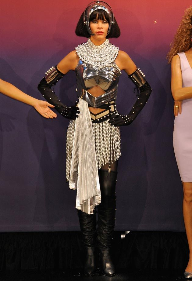 Image result for whitney houston bodyguard outfit | Party ...