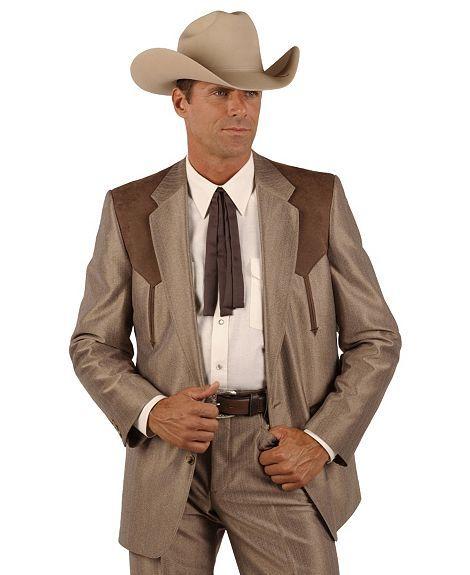 Western Suit | Western suits, Cowboy