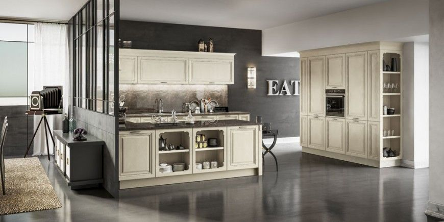 Rendering Cucine per Catalogo Live the Italian Elegance - Neiko per ...