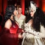 Nicki Minaj and Cardi B Spotted Together at the 2018 Met Gala After Their Feud