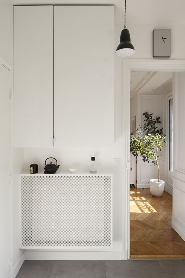 radiateur encastr deco radiateurs pinterest. Black Bedroom Furniture Sets. Home Design Ideas