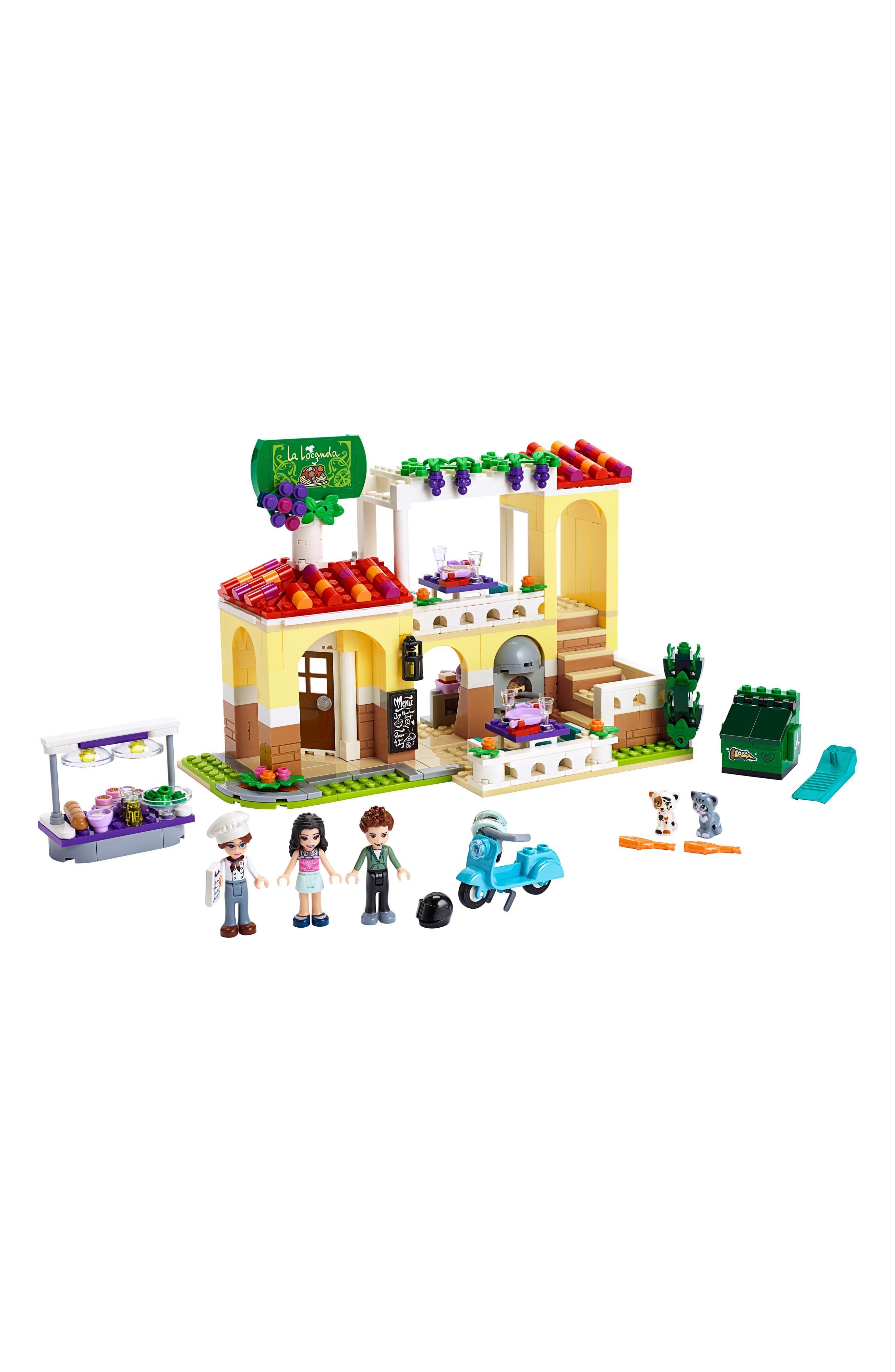 LEGO® Friends Heartlake City Restaurant 41379 in 2020 ...