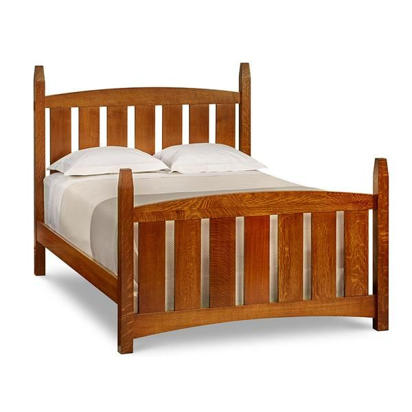 Chilton Mission Slat Bed Mission Style Furniture Furniture Bed