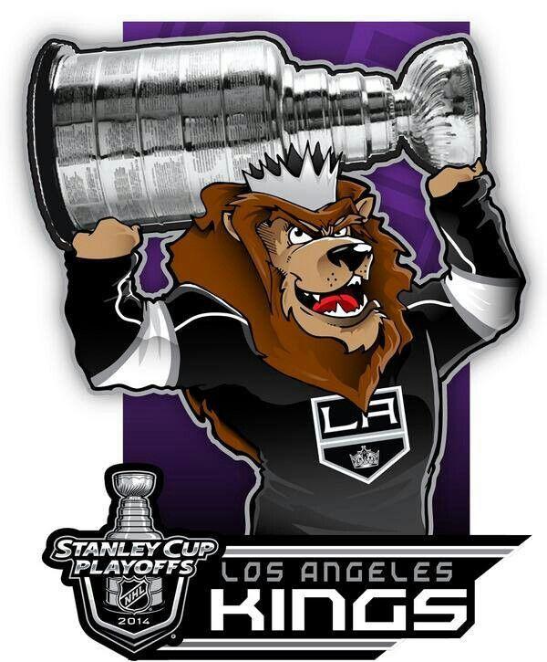 LA Kings 2014 Champs