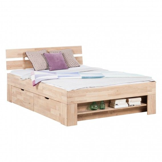 Massivholzbett EosWOOD Bett ideen, Massivholzbett und