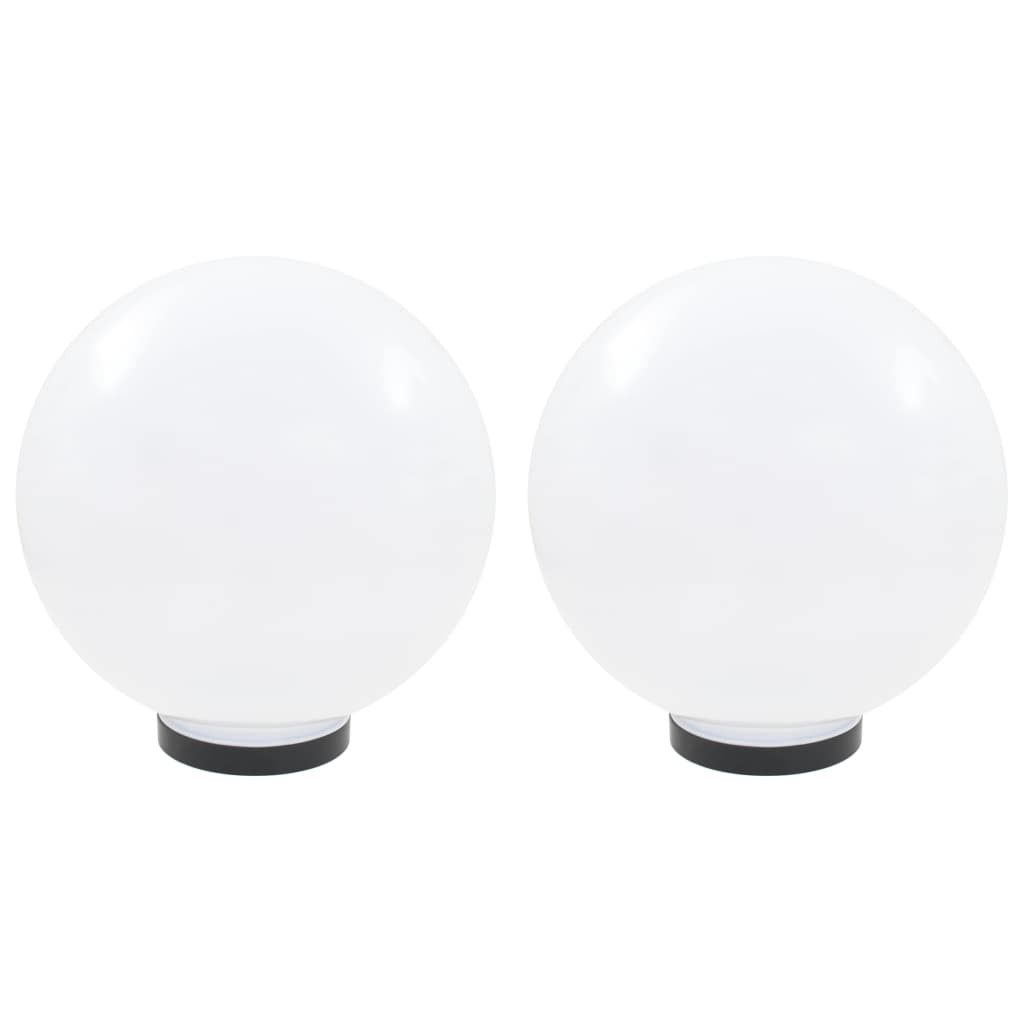 Led Bollampen Rond 30 Cm Pmma 2 St Decoratieve Verlichting Led Lampen