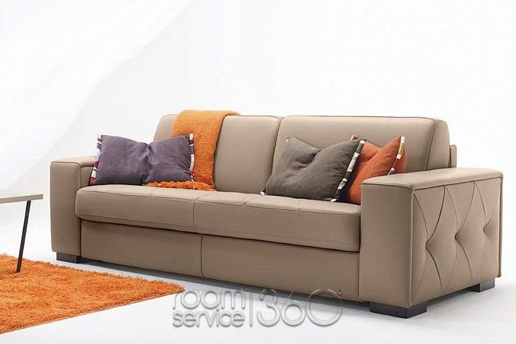 Modern Sleeper Sofa Rumba Made In Italy 2 799 00 Modern Sleeper Sofa Sleeper Sofa Comfortable Sofa