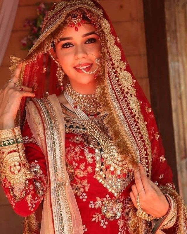 Pin by Tubia on tv bride Indian wedding bride, Indian bridal