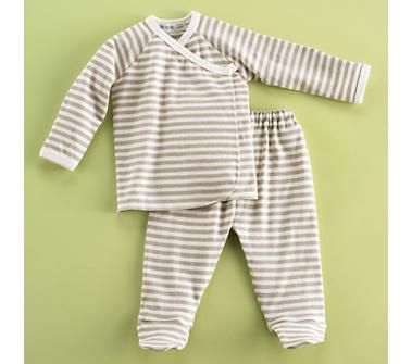 Baby Clothes Organic Layette Baby Set In Khaki Baby Sets Clothes Baby Clothes