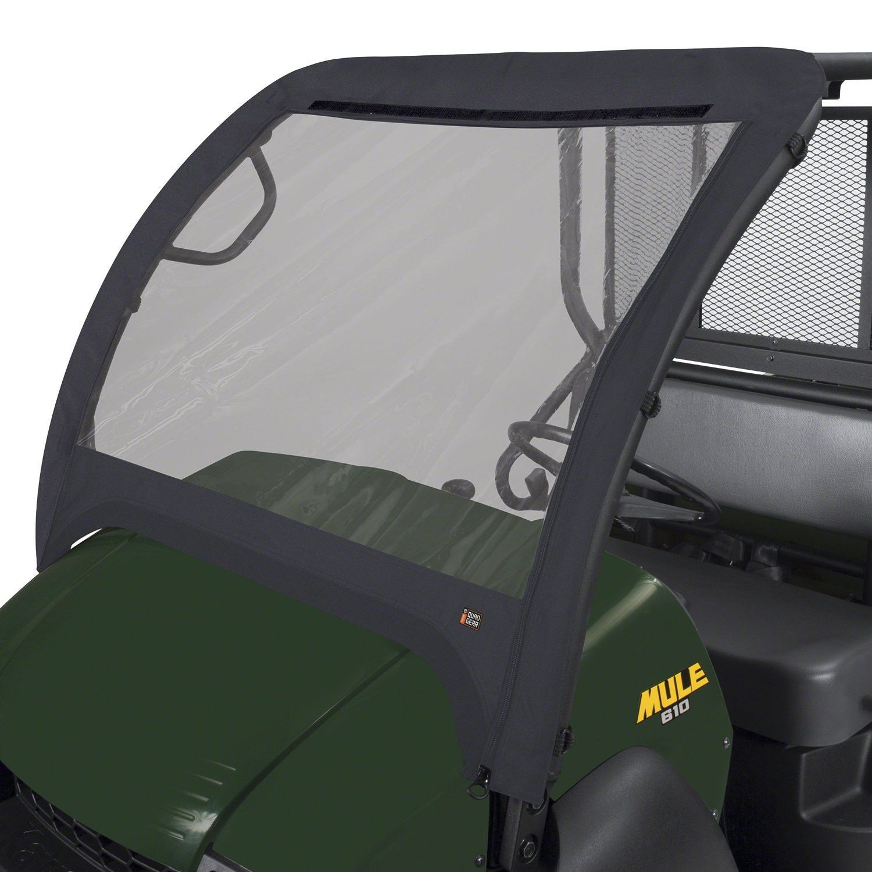 UTV Front Window Shield Windshield for Kawasaki Mule 600 610 4x4 610 4x4 610