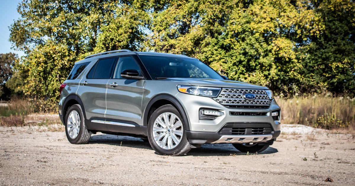 2020 Ford Explorer Hybrid review A midsize SUV with big