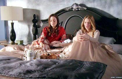 Gossip Girl Breakfast In Bed Gossip Girl Blair And Serena