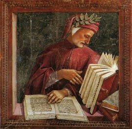 Dante - Luca  Signorelli -  - Chapelle San Brizio —