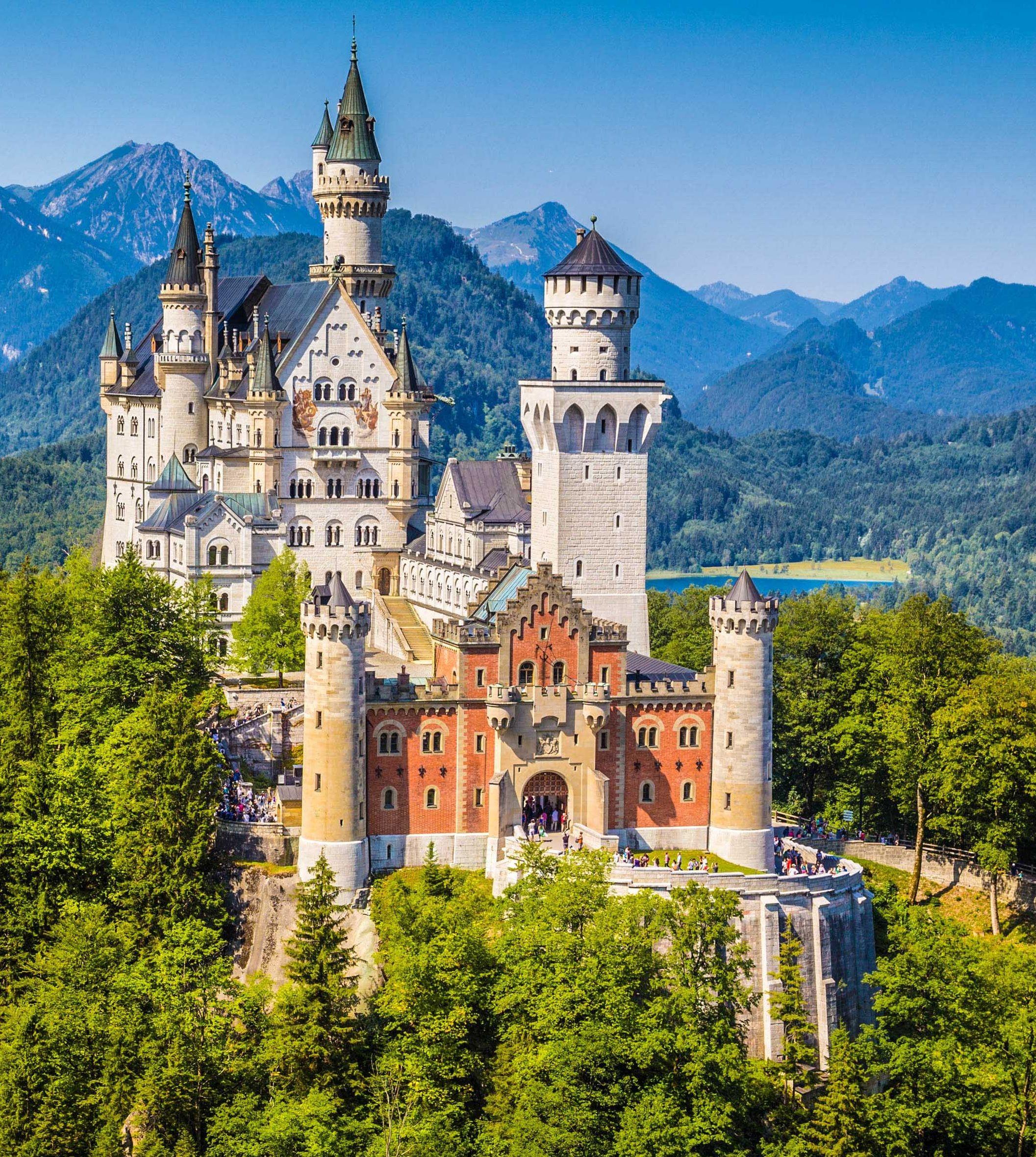 Schloss Neuschwanstein Marchenhaft Deutschlandliebe By Urlaubsguru Schloss Neuschwanstein Traumurlaub Neuschwanstein