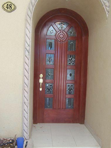 Puertas aries fabricaci n sobre dise o de puertas y for Fabricacion puertas madera
