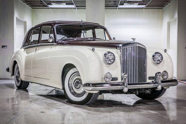 1961 Bentley S2 Bentley Car Automobile Bentley