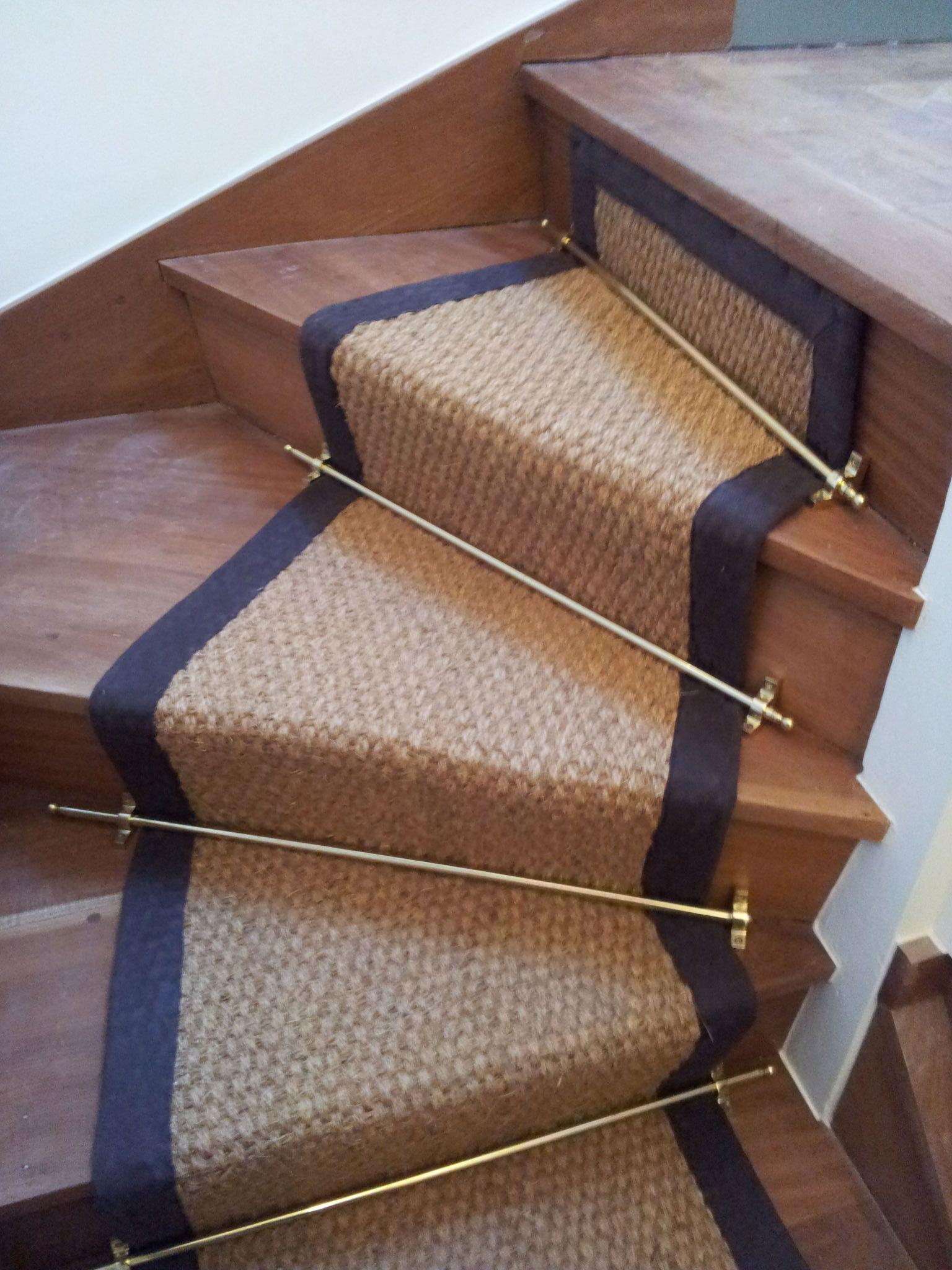 Stair runner coir Hall ideas Pinterest Coir DIY interior and