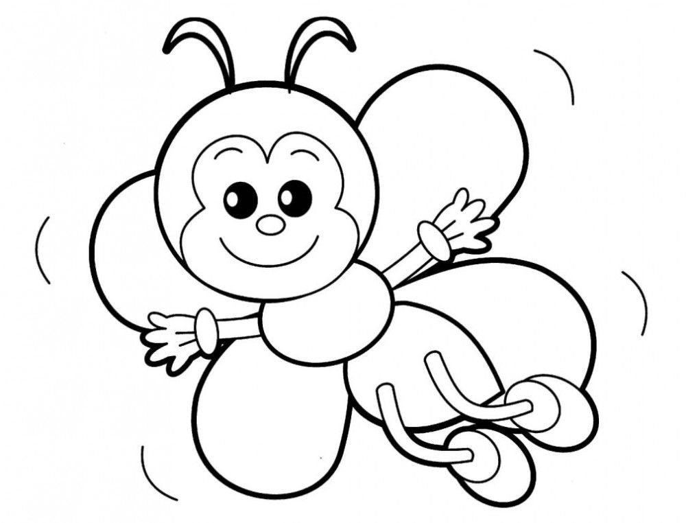 free coloring pages for boys cute bee voteforverdecom - Coloring Pages For Boys