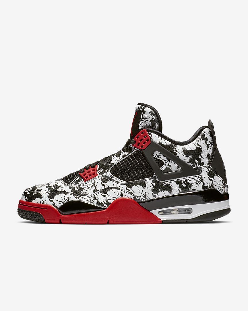 Air Jordan 4 Retro Singles Day Men's Shoe Air jordans