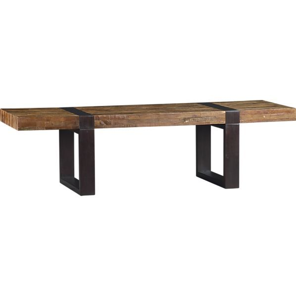 Off Crate And Barrel Crate Barrel Square Coffee Table: Seguro Rectangular Coffee Table