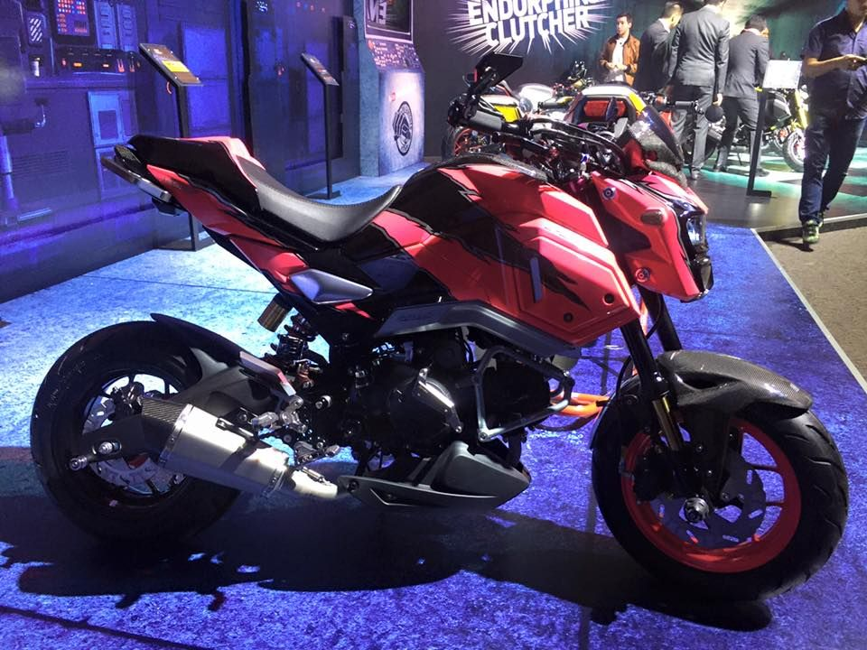 2017 Honda Grom Aftermarket Exhaust / Performance Parts ...