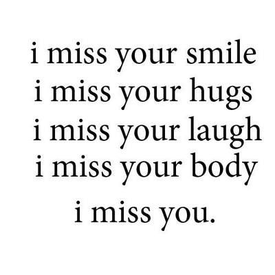 Tumblr Via Tumblr Me Pinterest Love Quotes Miss You And Quotes