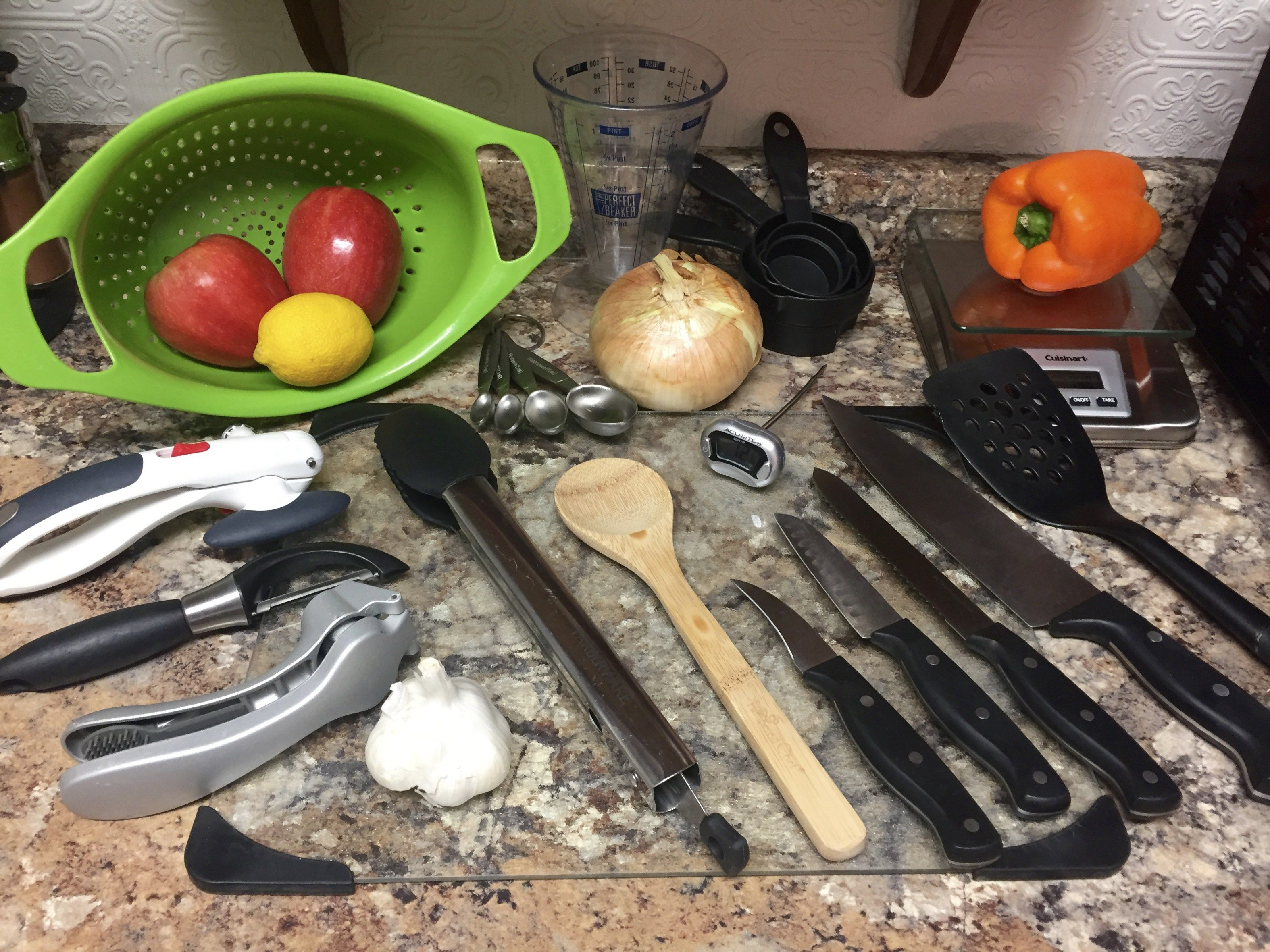Essential Kitchen Tools And Equipment For Beginners Essential