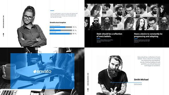 Videohive business slideshow corporate promo clean opener videohive business slideshow corporate promo clean opener download free after effects templates maxwellsz