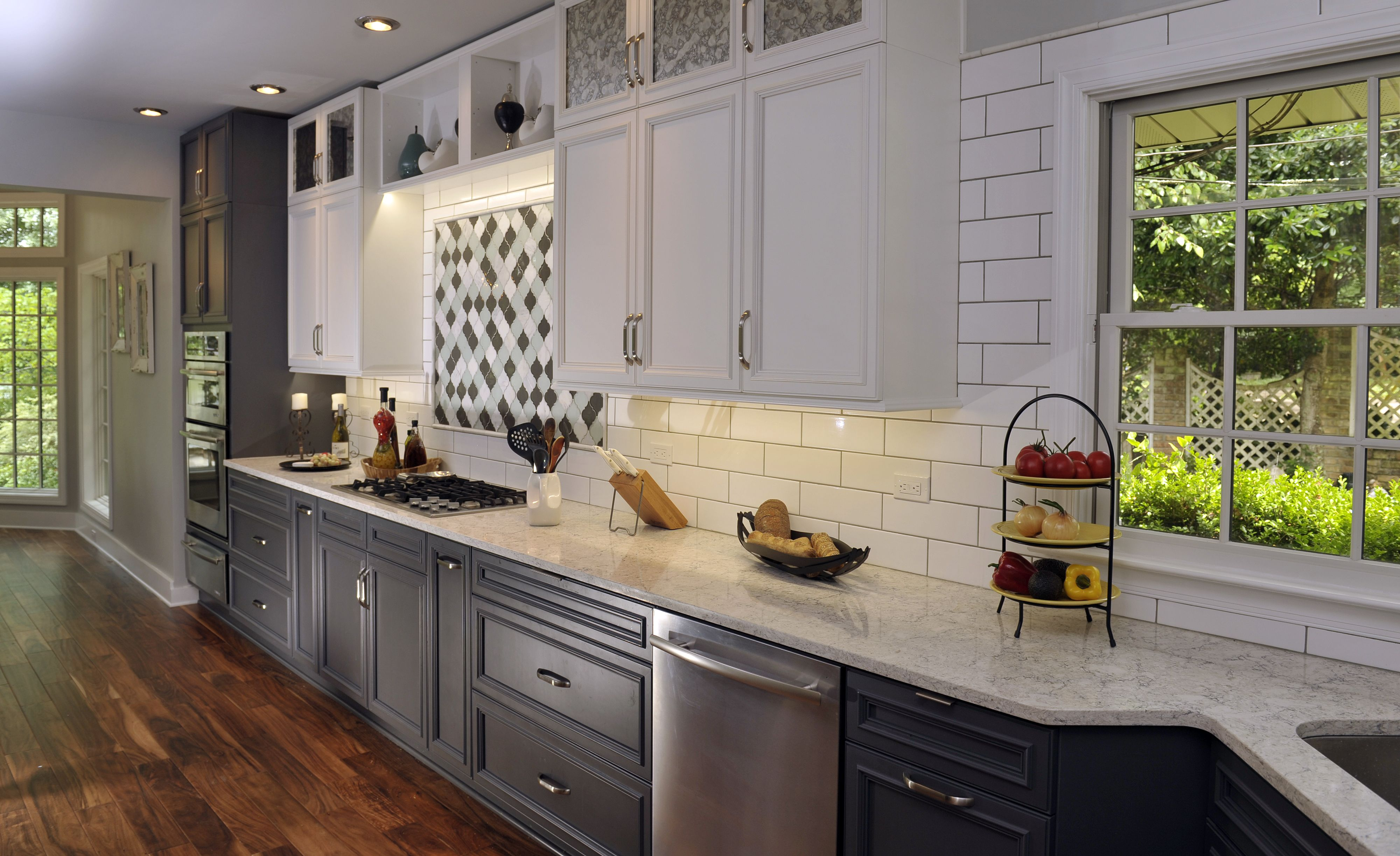 beautiful kitchen designed by kw cowles design coutnertops in lg rh pinterest com