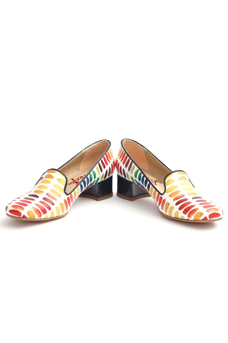 f3fa56757c1 Neefs - Chicago Printed Shoes in Multi