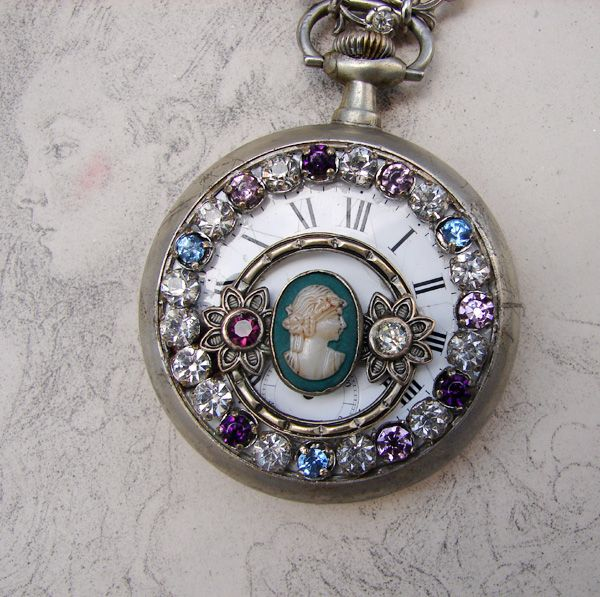 antique jewelry vintage watch