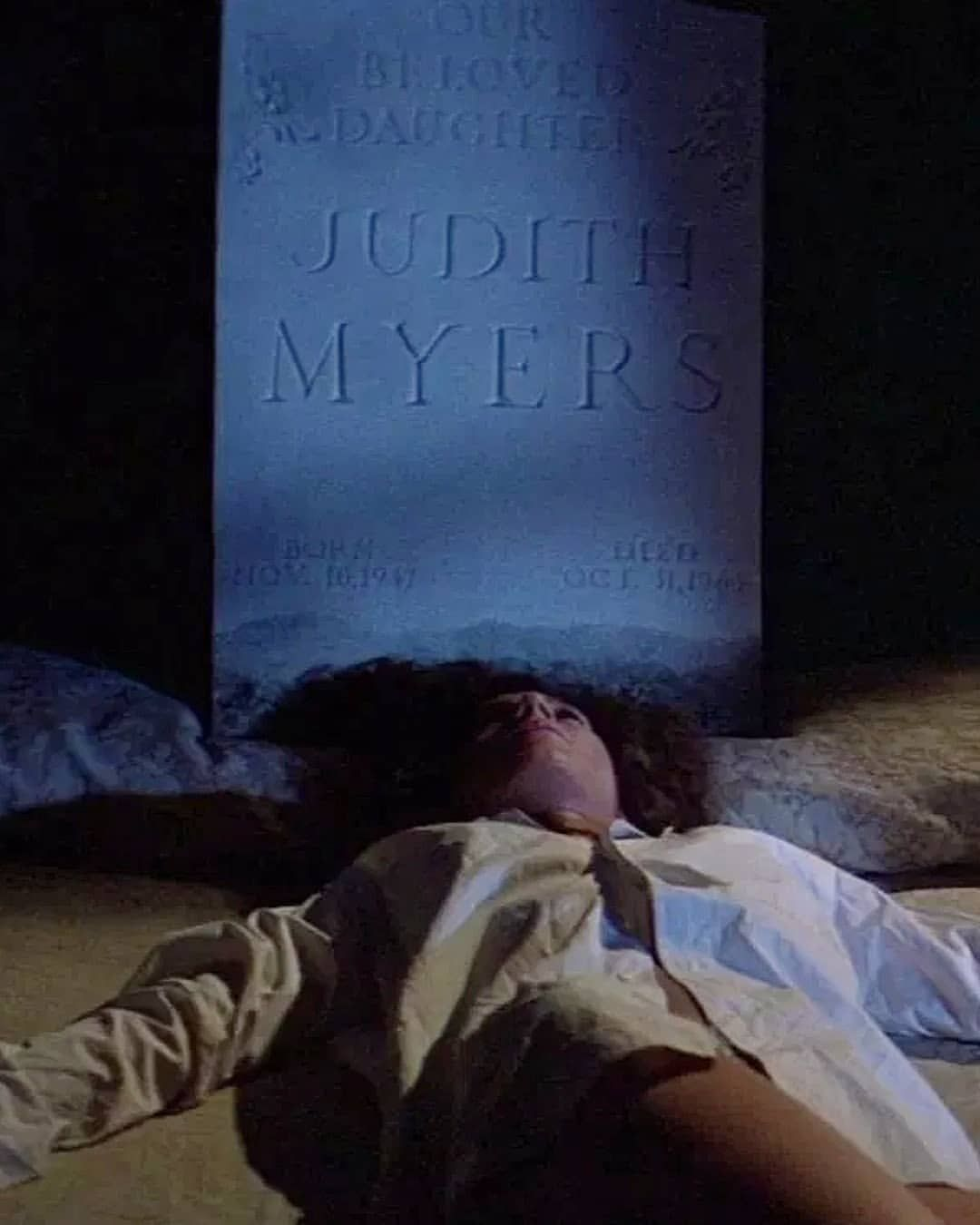 Who Played Judith Myers In Halloween 2020 Judith Myers 🎃 | Michael myers, Myer, John carpenter