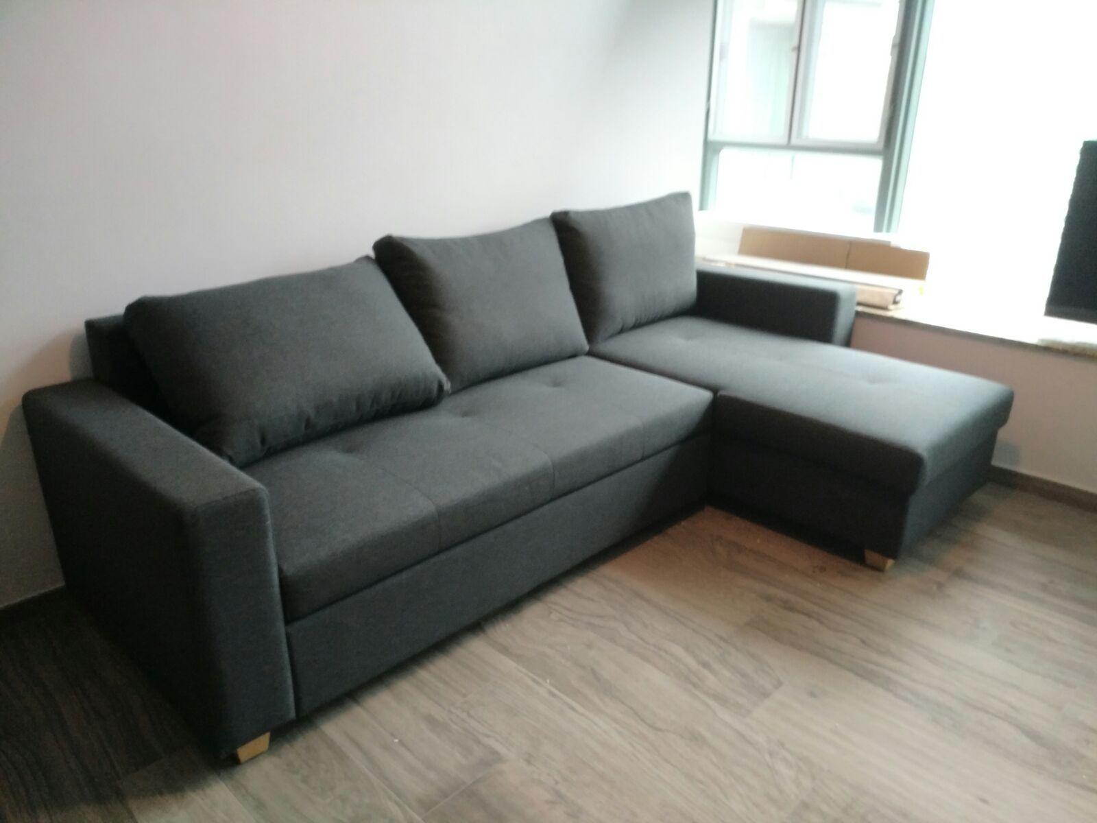 Chrsitina L Shape Sofabed Modern Sofa Bed Modern Sofa Sofa