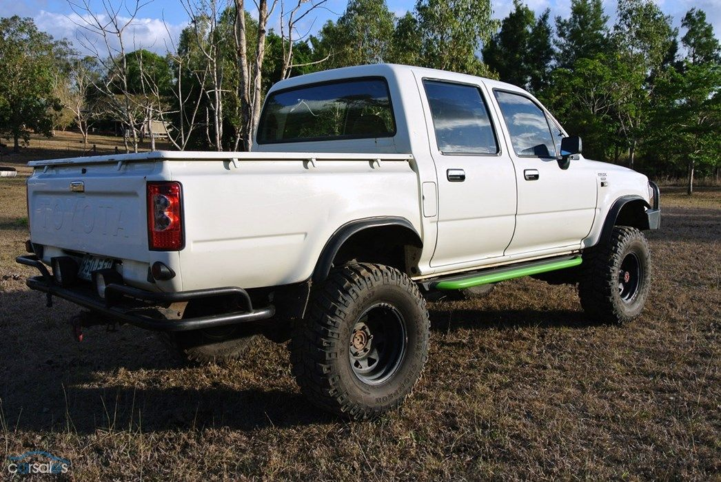 1995 toyota hilux ln106r veh culos oal pinterest toyota 4x4 and cars. Black Bedroom Furniture Sets. Home Design Ideas