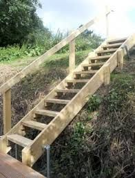 Best Image Result For How To Build Outdoor Stairs To A Boat 400 x 300