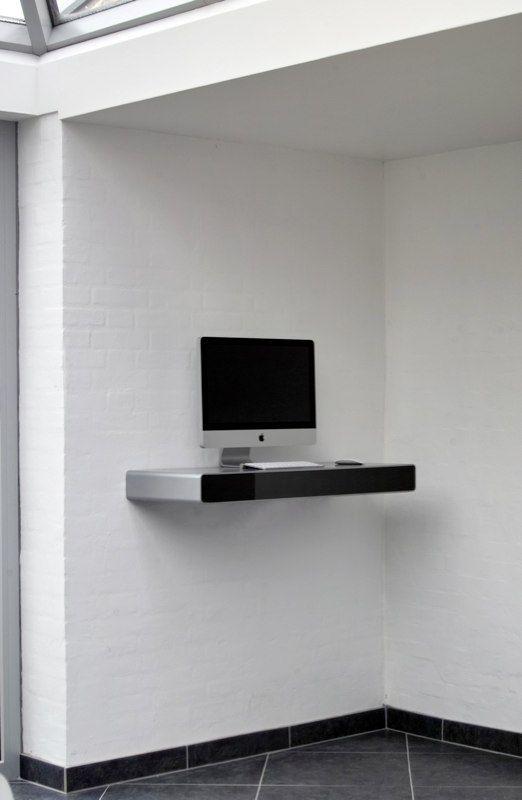 Modern Computer Wall Desk