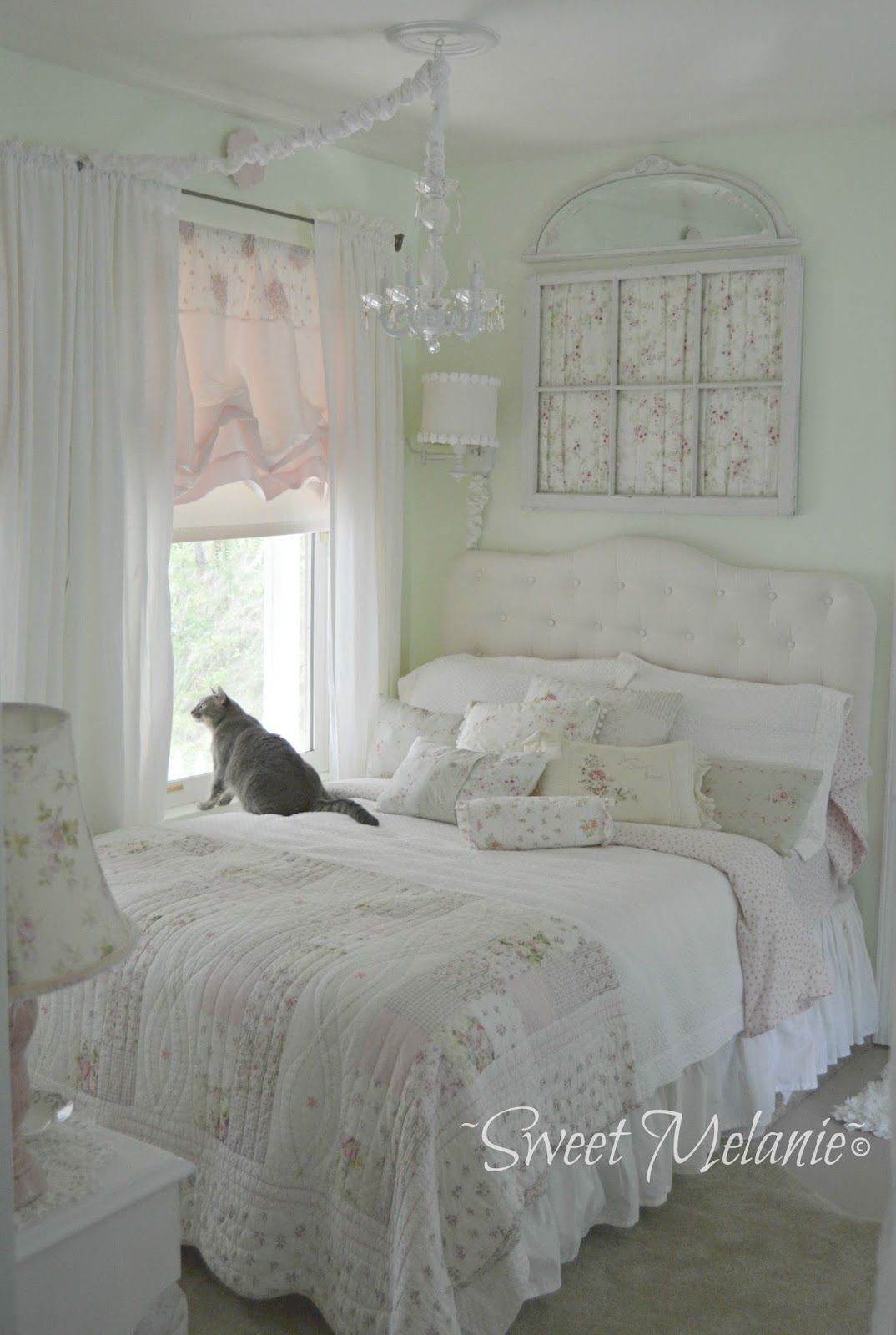 Shabby Schlafzimmer Shabby Chic Style A Casa Di Melanie Shabby Chic Bedrooms