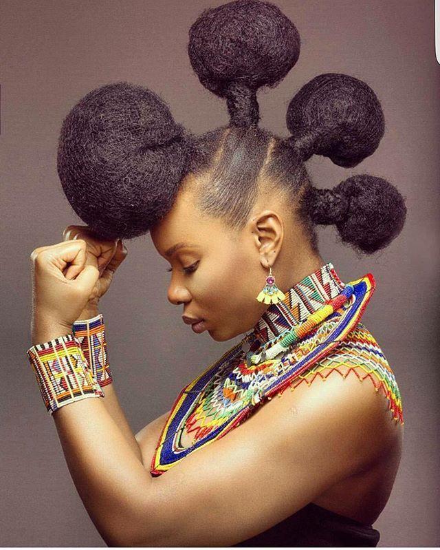 Benito2londres On Instagram Yemi Alade Yemialade Style Blackfashionweek Natural Hair Styles Hair Styles Black Natural Hairstyles