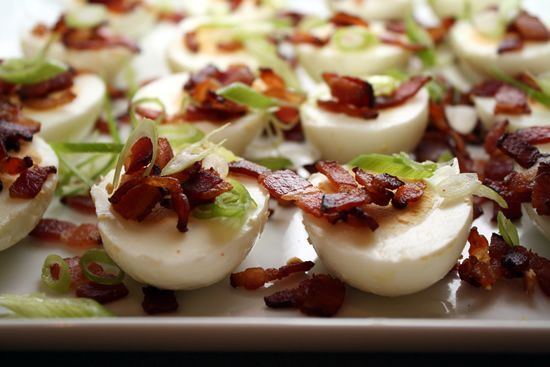 1000+ images about Deviled Eggs. on Pinterest | Bacon, Caesar ...
