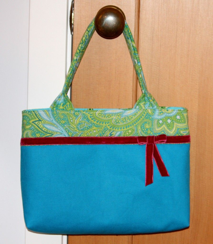 Ottobre Dotted Dream Purse - free pdf pattern | Sewing - Bags ...